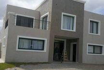 color frente casa