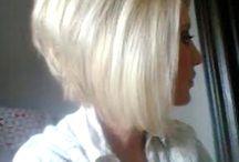 fryzura bob