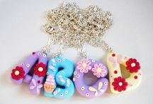Fimo Letters