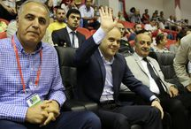 Türkiye-Slovenya Erkek Milli Voleybol Karşılaşması