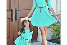 Moda madre y hija