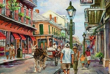 New Orleans and Louisiana 2 / by CD Case