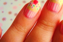 Cute Nail Ideas / by Shauna Johnson