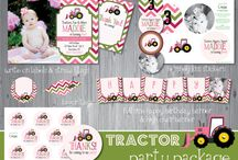 Stationary & Party Printables