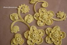 Crochet irlanda