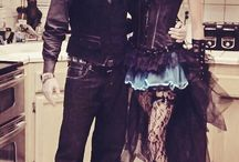 scary couple outfits