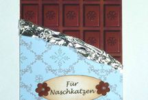 Schokoladenkarten