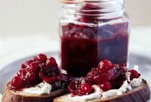 Red Currant Relish / Red Currants