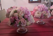 Compositions florales / Fleurs