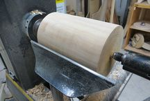 Wood turning projects