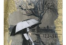 Art journal / The sky....