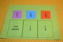 5th Grade Math Block / by Courtney Line