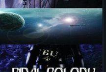 Science Fiction / Art, Novels, Pics