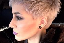 Womens Short Hair