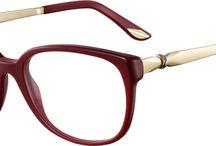 Glasses for round face / Glasses