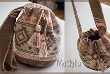 Wayuu Mochila / Wayuu - Mochilas - Häkeln