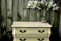 Annie Sloan Paint / by Edith & Evelyn Vintage