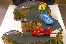 Bryan's cars/planes birthday