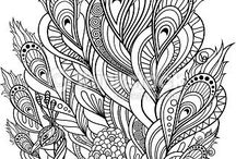 coloriages