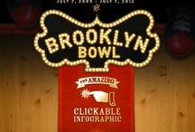 BBL Artwork / The Best Artwork from Brooklyn Bowl London // #BrooklynBowl