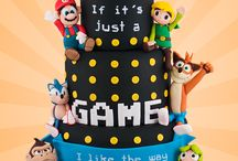 Cake for Gamer / Catalogue of Cake