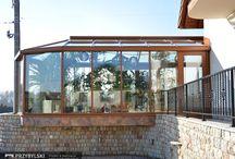 Pomysł na ogród zimowy / Pomysł na ogród zimowy firmy Przybylski. Wintergarten  & conservatory IDEA - producent ogrodów zimowych firma PRZYBYLSKI - www.przybylski.net.pl