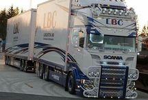 Kamion desing