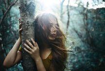 Fotografía en el Bosque