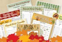 Holidays - Thanks4Giving / by UtahJenny