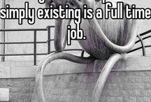 Depressie/Angst. Depression. / Alles wat met een depressie en de angst die daar mee gepaard kan gaan.