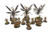 Daemons of Nurgle - Painting by Goldwin (Jacek M.) / First steps.