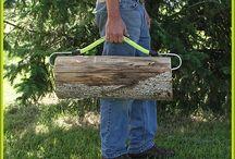 Puuasiaa / Wood stuff