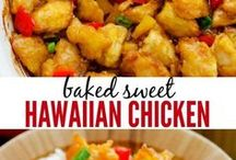 easy chicken dishes