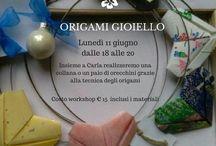 Origami gioiello