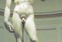 Michelangelo: David / https://plus.google.com/u/0/photos/103259588374533434342/albums/6098699119218285649