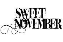 sweet november blues