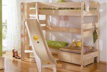 kids rooms / by Shanda White