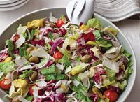 RECIPES: Salads / Always looking for something exciting to bring to work to lunch.
