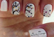 nails spring