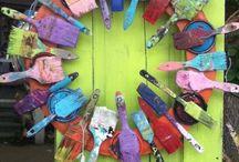ανακυκλώσιμη τέχνη