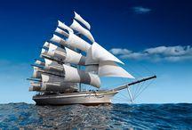 Despedidas en barco, velero, o yate