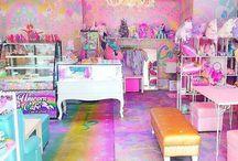 Unicorn room