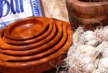 Spanish Terracotta Ceramics
