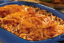 Casseroles!! / Yummy baked goodness!! / by Mary McDowell