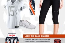 Style 101 / by Chicago Bears Pro Shop