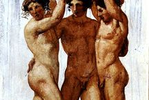 Nude men in Art