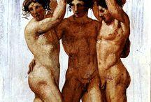Nude men in Art