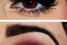 maquillaje de sejas