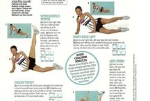 Exercise for Mom. Workouts you can do at home.