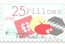 Pillows / by Autumn Bridges